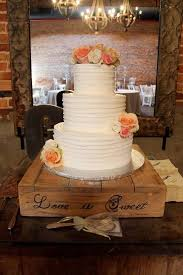 RUSTIC CAKE STAND Rustic Wedding Cake Stand WOOD