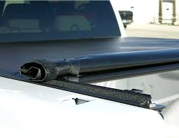 how to open the tonneau cover roll