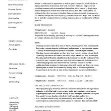Resume Of Bank Teller Examples The Proper Resumes Sample Writing Tips Objective