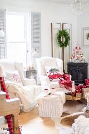 Living Room Makeovers 2016 by Christmas Living Room Makeover Sew A Fine Seam