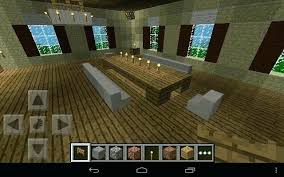 Minecraft Dining Table Room Design How To Make A In