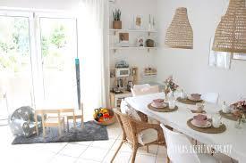 neugestaltung unseres wohn esszimmers mit kleiner spielecke