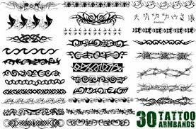Wonderful 30 Armband Tattoo Design