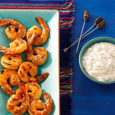Chipotle Halloween Deal 2014 by Grilled Chipotle Shrimp Recipe Taste Of Home