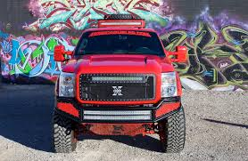 """Big Sexy"""" 2015 Ford F-350 Drives Insurance Agent's Business Forward ... Home Design Luxury Light Bars For Trucks For New Amazing Pickup Truck A R E Caps Partners With Rigid Offroad Custom Trucks Westin Off Road Bar Diesel The Lod Signature Series Modular Headache Rack Can Be Configured Star Led Rear Chase Demo Youtube Prime 55 Tir Fpl55 Speedtech Lights Retail Whosale Mounted Lighting Tow Elegant F Ford F150 Smittybilt Defender Roof And Offroad Install Photo 02017 Dodge Ram 23500 40inch Curved Bumper Kit 52017 1500 Rebel Includes 2 Led Light Bar On Sierra Hd White Pinterest Bars"""