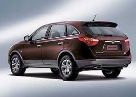 Hyundai ix55 photos 6 on Better Parts LTD