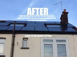 pigeons solar panels pigeon proofing solar panels uk