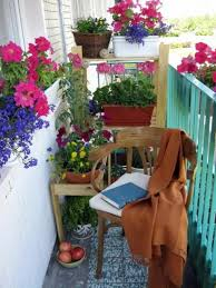 Rural Atmosphere On The Balcony 55 Greenery Ideas