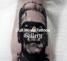 Cult Movie Tattoos Gallery Brighton Tattoo Convention