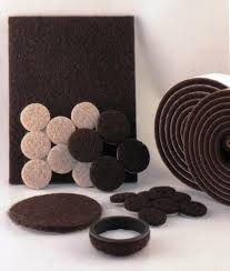 Swivel Chair Glides For Wood Floors by Chair Leg Pads Rugpads Net Rug Pads For Hardwood Floors