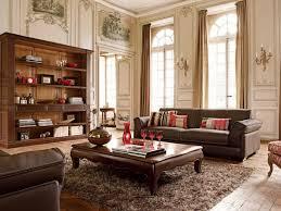 Living Room Modern Rustic Furniture Expansive Linoleum Table Lamps Desk Beige Diamond