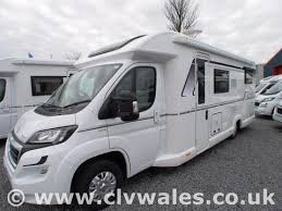 Used Bailey Autograph 79 4T Single Bed Motorhome For Sale In Cross Hands Carmarthenshire