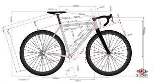 les articles de vélo de route épisode 1 èse d un cadre sur