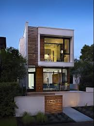 Modern House Plans For Narrow Lots Ideas Photo Gallery by House Design For Small Lot Home Design