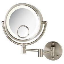 lighted makeup mirrors target
