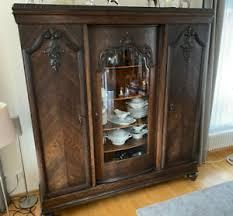 wohnzimmerschrank antik in schränke wandschränke günstig