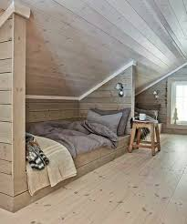 The Interesting Angles In Attics Can Be Advantageous For A Multi Bed Space Klarvasser