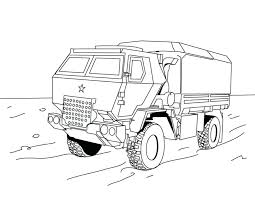 Monster Truck Coloring Book Free Pages Pictures Online For Toddlers Large Size