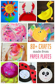 Paper Plate Crafts For Kids Throughout Craft Work With Plates