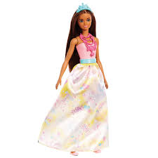 Kjøp Barbie Dreamtopia Rainbow Cove Dukke Og Slott Lekmerno