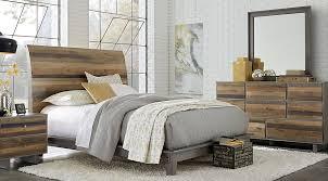 Rooms To Go Queen Bedroom Sets by Moss Creek Gray 7 Pc Queen Sleigh Bedroom Queen Bedroom Sets Colors
