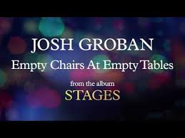 Empty Chairs At Empty Tables Karaoke by Lyrics For Empty Chairs At Empty Tables Download Mp3 4 19 Mb