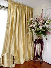 Gold And White Blackout Curtains by Curtain Gold Silk Curtains Jamiafurqan Interior Accessories