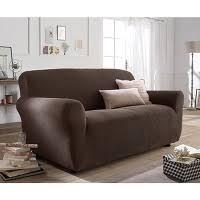 couverture canapé housse de canapé la redoute intérieurs