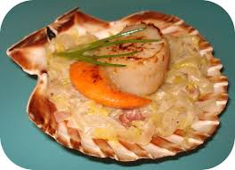 cuisiner noix st jacques coquilles st jacques cook diary