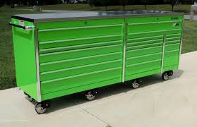 100 Snap On Truck Tool Box Garage Journal Green The New Finally A