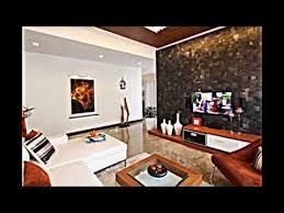 attraktive wandgestaltung im wohnzimmer wand in steinoptik verkleiden