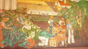 Coit Tower Murals Restoration by Time Traveling In San Francisco With Don Mclaurin U2013 12th November