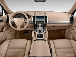 2014 Porsche Cayenne Dashboard