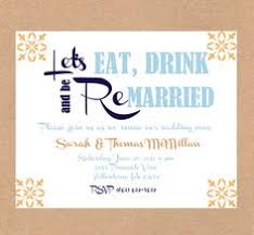 Fiesta Vow Renewal Invitation Anniversary Party Eat Drink And Be Married Wedding