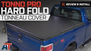2014 F150 Bed Cover by 2009 2014 F150 Tonno Pro Hard Fold Tonneau Cover Review U0026 Install