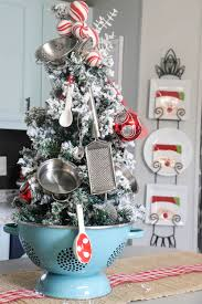 Fun And Festive Kitchen Christmas Tree Must Check This One Out Her Pieces Are