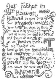 Flame Creative Childrens Ministry The Lords Prayer Crafts Games And Activities