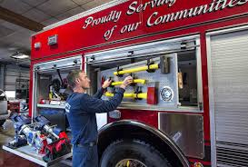 Cowlitz 2 To Unveil Two New Fire Trucks | Local | Tdn.com