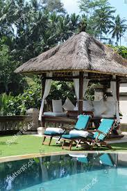 100 Viceroy Villa Bali Private Pool Garden Bale Pavilion Editorial