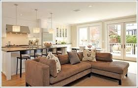 Small Living Room Kitchen bo