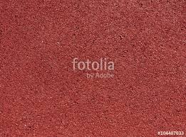 Running Track Red Ground Rubber Cover
