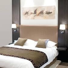 fabriquer tete de lit tissu de lit en tissus chambreacoucher