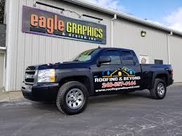 Eagle Graphics & Design, Inc. VEHICLE GRAPHICS Gallery Waterford, MI