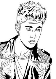 Full Size Of Coloring Pageamazing Justin Bieber Print Fun Pages To Beiber Home Large