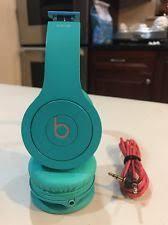 Beats by Dr Dre Solo HD Headband Headphones Teal