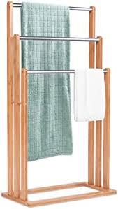 costway handtuchständer bad badehandtuchständer