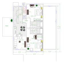 Falcon RV Port Floor Plan
