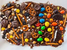 Halloween Candy Dish by Make These Treats With Leftover Halloween Candy Fn Dish Behind