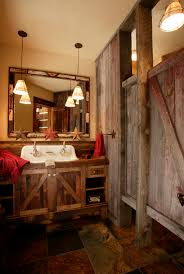 western bathroom design furniture gallery rustic outhouse