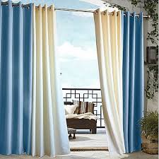 Pottery Barn Outdoor Curtains by Delightful Ideas Indoor Outdoor Curtains Marvellous Inspiration